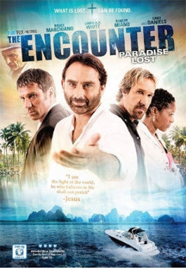 The Encounter 2: Paradise Lost DVD