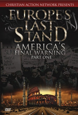 Europes Last Stand: Americas Final Warning DVD Part 1