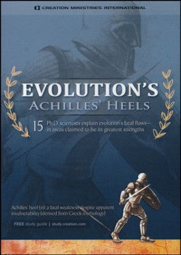 Evolutions Achilles Heels DVD