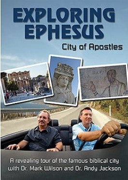 Exploring Ephesus: City Of Apostles DVD