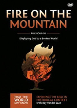 That The World May Know, Faith Lessons Vol 9: Fire On The Mountain DVD