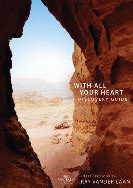That The World May Know, Faith Lessons Vol 10: With All Your Heart DVD