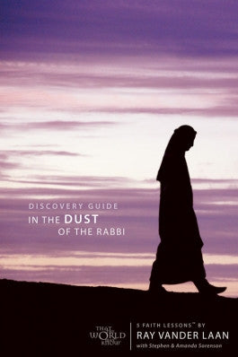 That The World May Know, Faith Lessons Vol 6: In the Dust of the Rabbi DVD