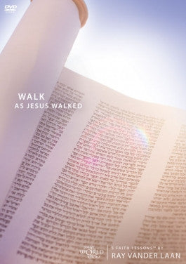 That The World May Know, Faith Lessons Vol 7: Walk as Jesus Walked DVD