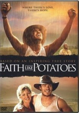 Faith Like Potatoes DVD