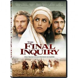 The Final Inquiry DVD