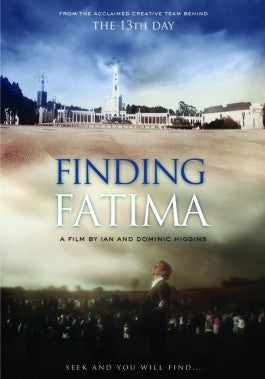 Finding Fatima - Seek And You Will Find DVD