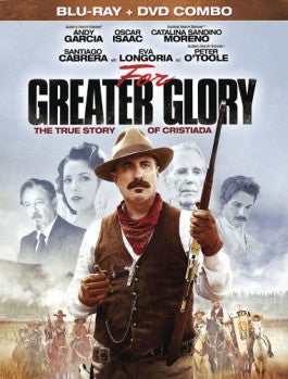 For Greater Glory Blu-ray/DVD Combo