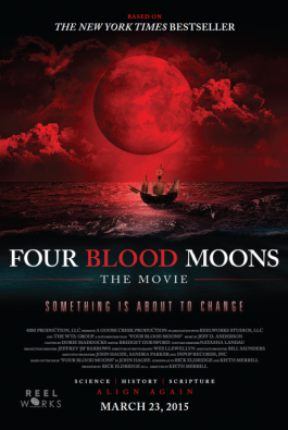 Four Blood Moons The Movie DVD