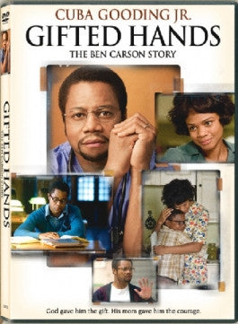 Gifted Hands: The Ben Carson Story DVD