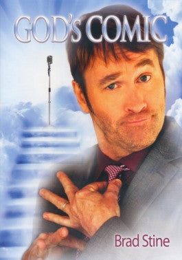 Gods Comic: Brad Stine DVD