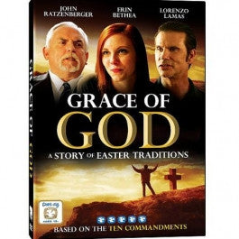 Grace Of God DVD