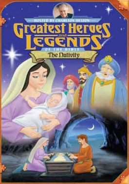 Greatest Heroes and Legends of the Bible: The Nativity DVD