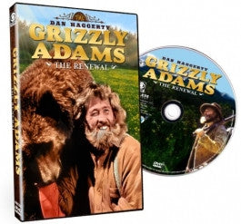 Grizzly Adams: The Renewal DVD