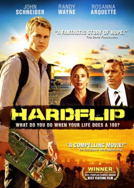 Hardflip Bluray
