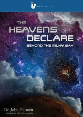 The Heavens Declare: Beyond the Milky Way DVD