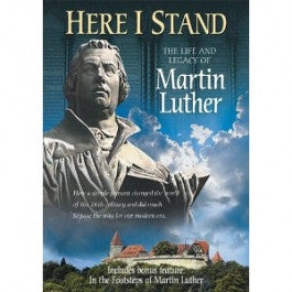 Here I Stand: The Life and Legacy of Martin Luther DVD