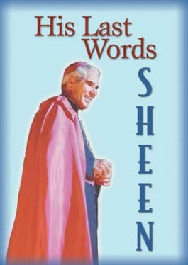 His Last Words: Fulton J. Sheen DVD