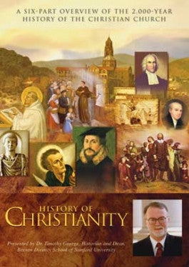 History of Christianity DVD