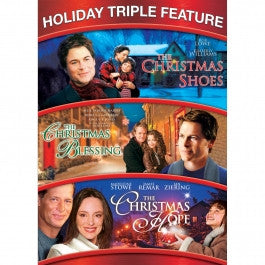 Holiday Triple Feature: Christmas Shoes/ Christmas Blessing/Christmas Hope