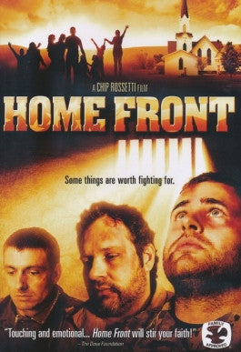 Home Front DVD