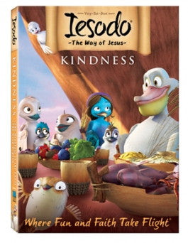 Iesodo: Kindness DVD