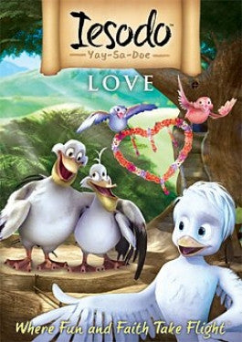 Iesodo: Love DVD