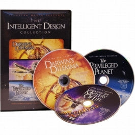 The Intelligent Design Collection DVD Set