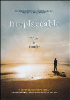 Irreplaceable DVD