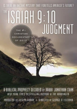 The Isaiah 9:10 Judgment DVD