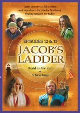 Jacobs Ladder: Episodes 12 & 13: David DVD