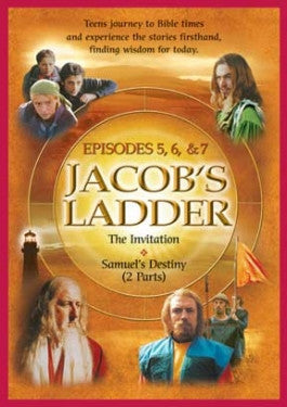Jacobs Ladder: Episodes 5, 6, & 7: Samuel DVD
