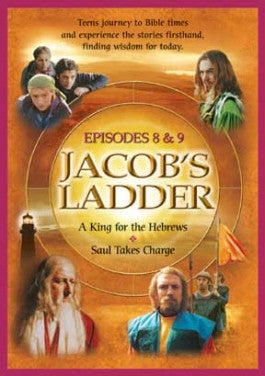 Jacobs Ladder: Episodes 8 and 9: Saul DVD
