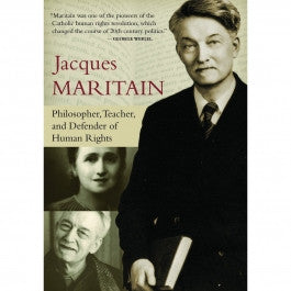 Jacques Maritain: Philosopher Teacher and Defender of Human Rights DVD