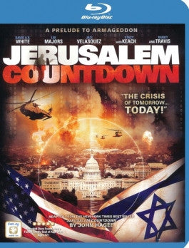 Jerusalem Countdown Blu-ray