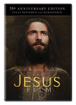 The Jesus Film Updated 2014 DVD
