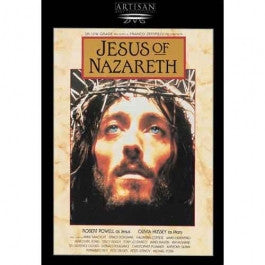 Jesus of Nazareth 2 DVD Set