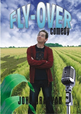 John Branyans Fly-Over Comedy DVD