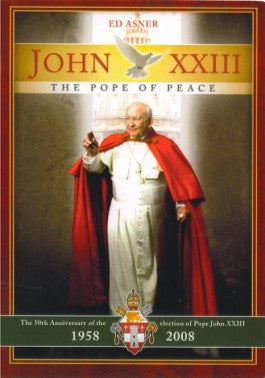 John XXIII: The Pope of Peace DVD