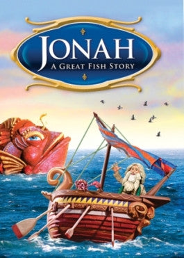 Jonah: A Great Fish Story DVD