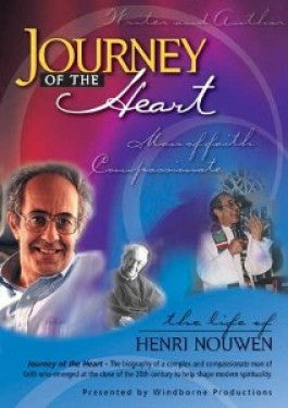 Journey Of The Heart: The Life Of Henri Nouwen DVD