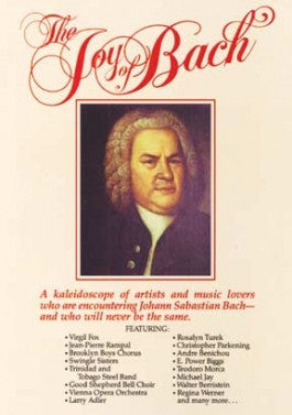 The Joy of Bach DVD