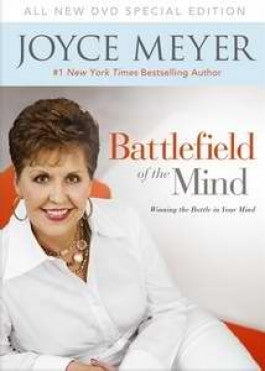 Joyce Meyer: Battlefield Of The Mind DVD