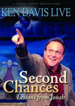 Ken Davis: Second Chances DVD