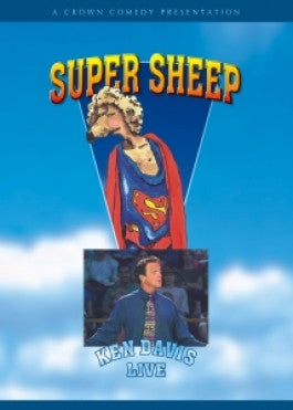 Ken Davis: Super Sheep DVD