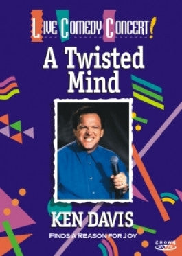 Ken Davis: A Twisted Mind DVD