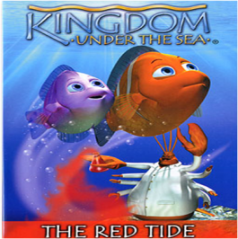 Kingdom Under the Sea: The Red Tide DVD