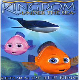 Kingdom Under the Sea: Return of the King DVD