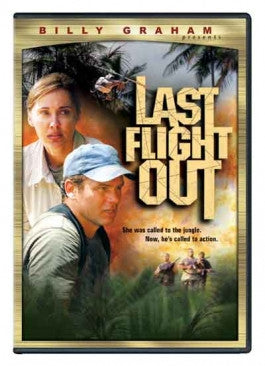 Last Flight Out DVD