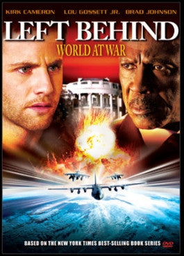 Left Behind III: World at War DVD